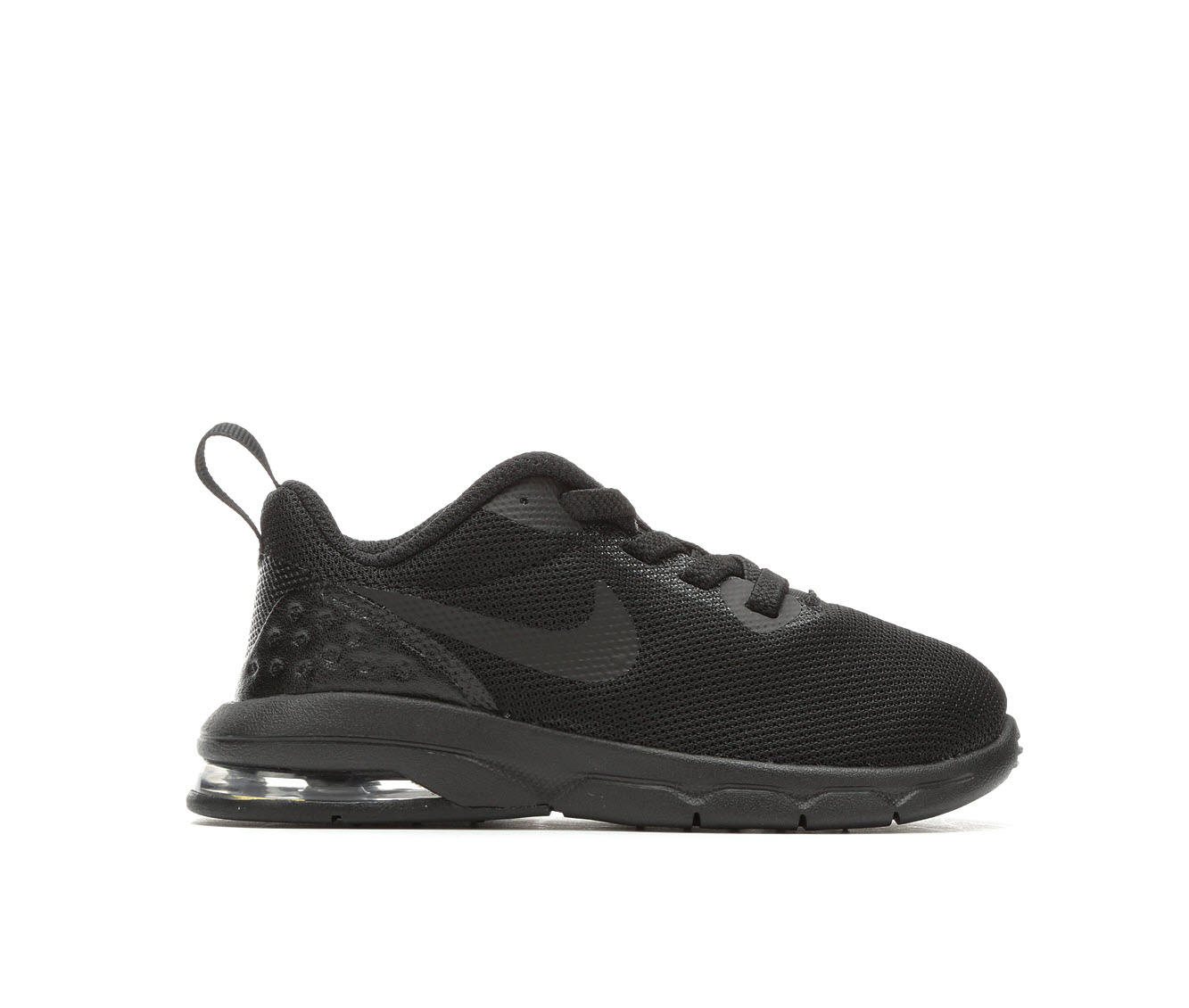 Boys' Nike Infant Air Max Motion Low Sneakers (Black)