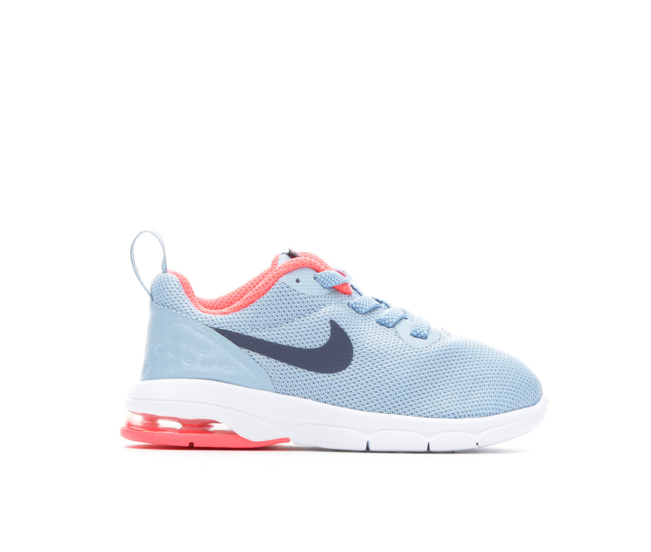 Girls' Nike Infant Air Max Motion Low Sneakers (Blue)