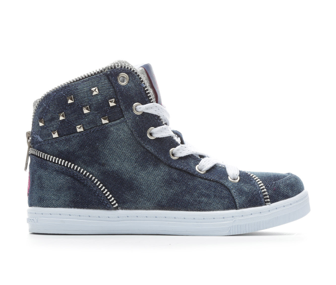Girls' US Polo Assn Trudy Sneakers (Blue)