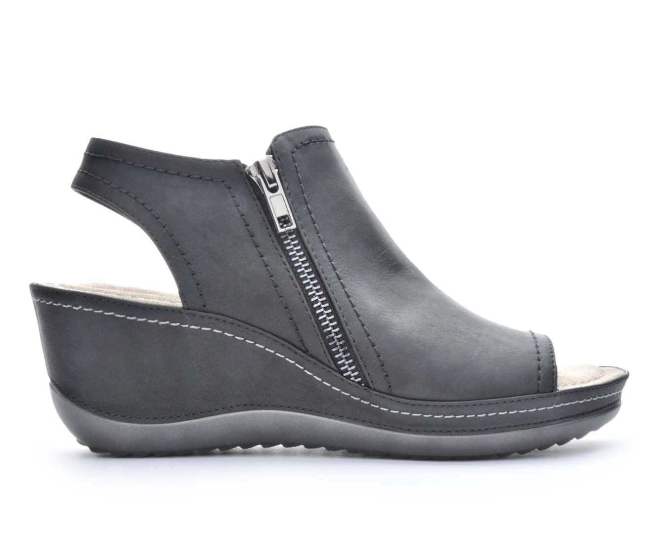 Women's Cliffs Farrell Sandals (Black)