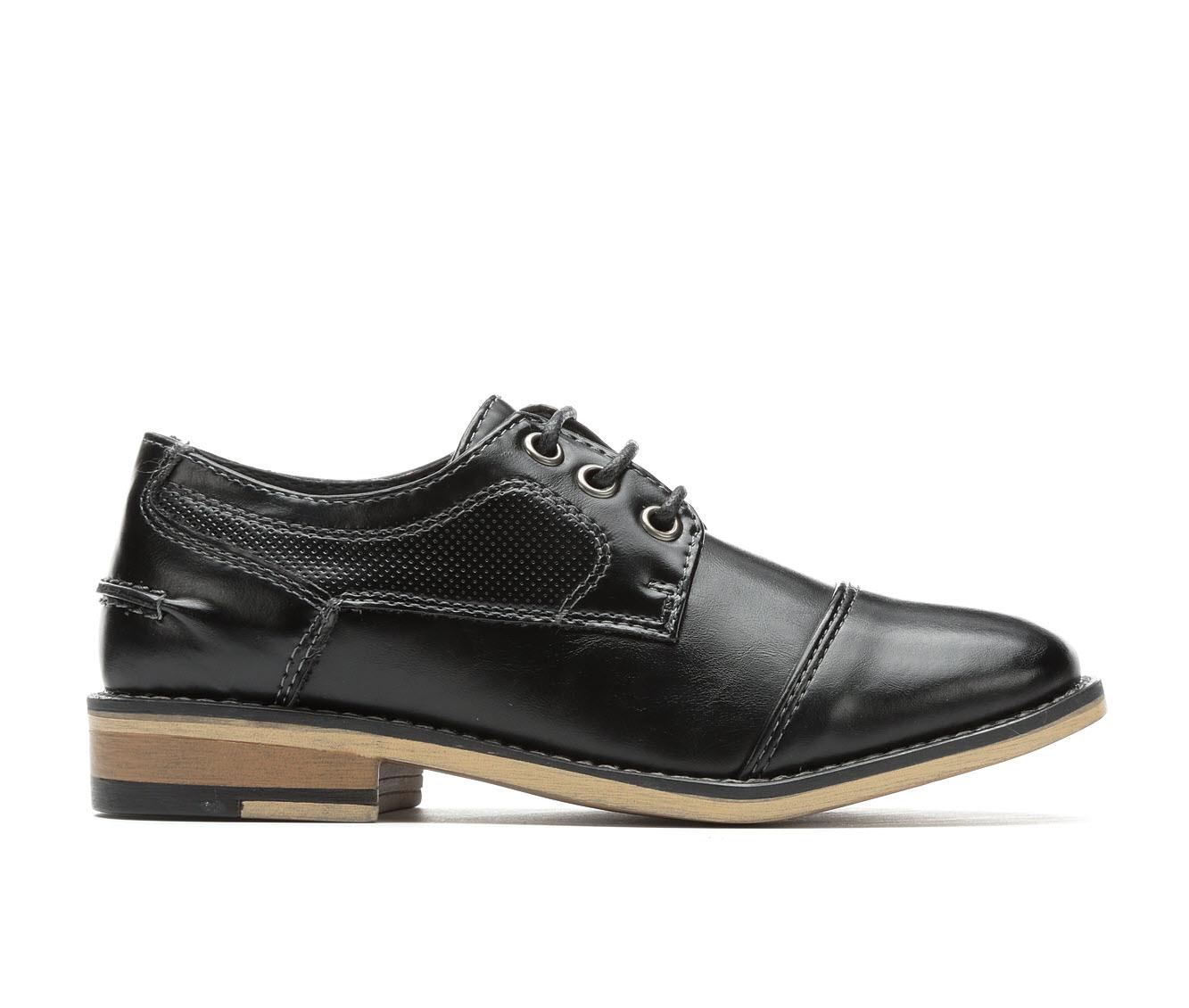 Boys' Madden BStriker Oxford Shoes (Black)