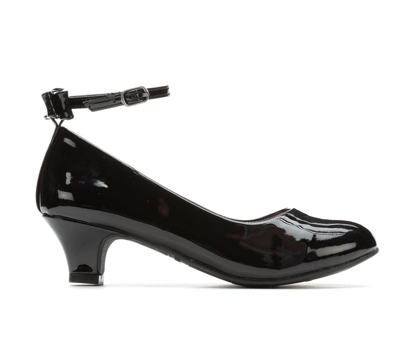 Girls' Steve Madden JBecky Children's Shoes (Black)