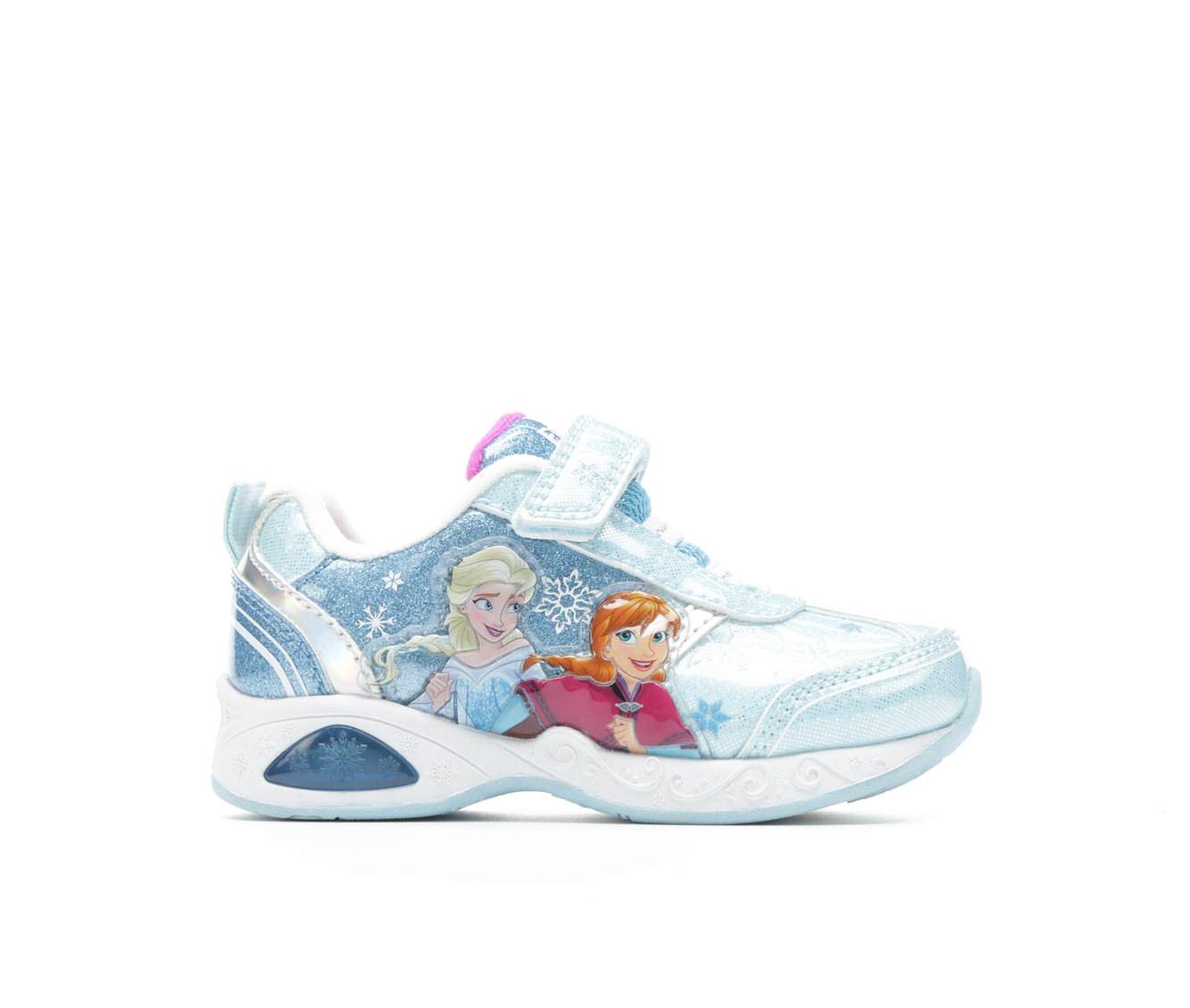 Girls' Disney Frozen 8 Sneakers (Blue)