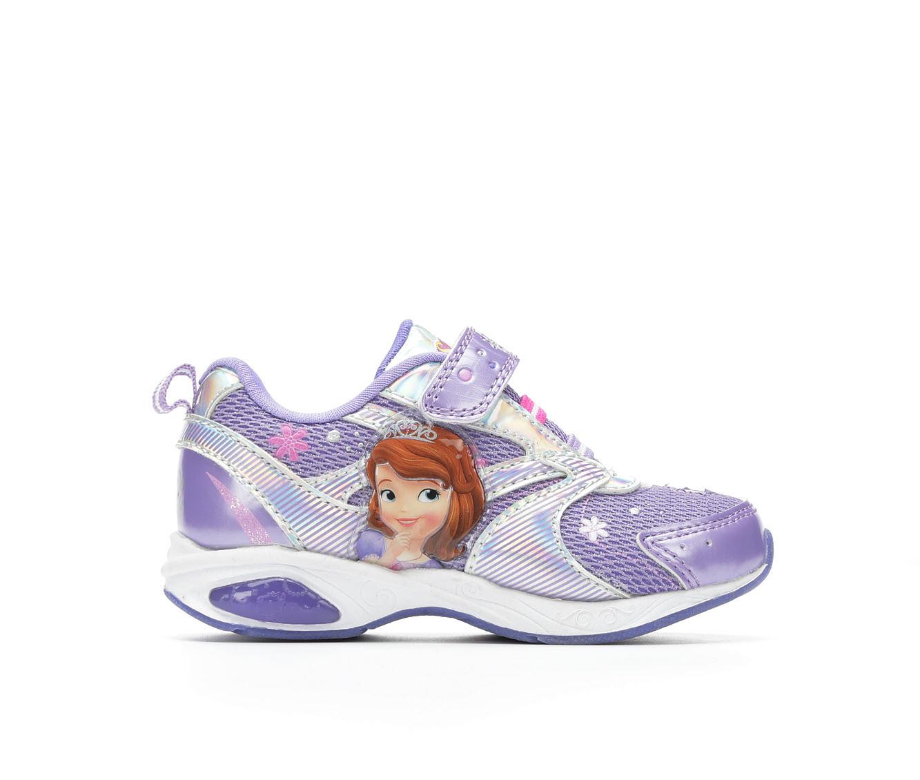 Girls' Disney Sofia 6 Children's Shoes (Purple)