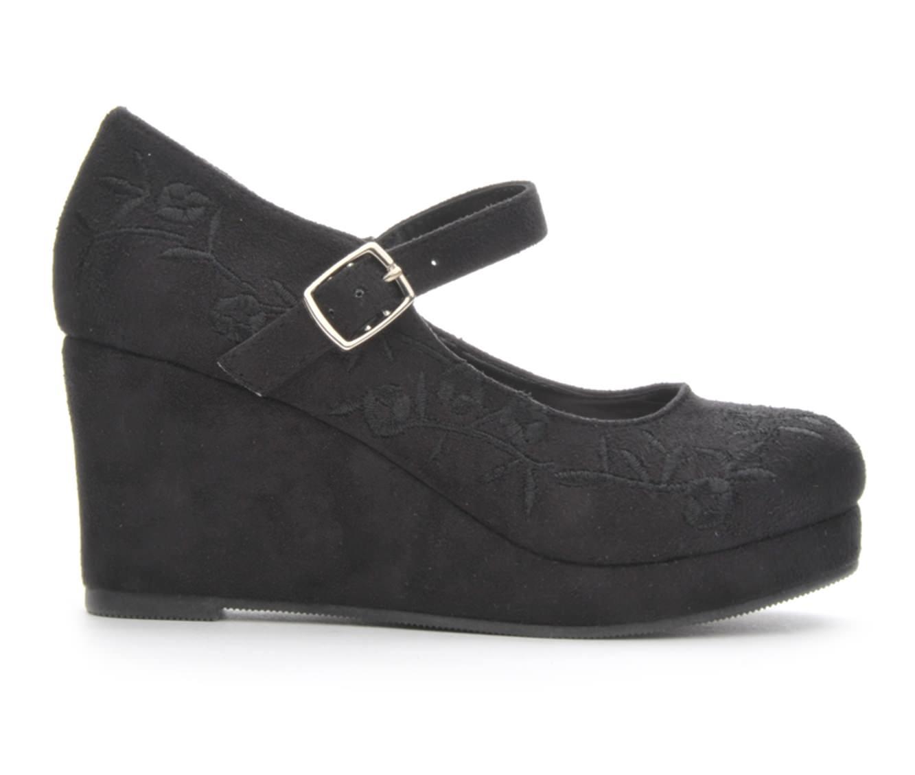 Girls' Soda Olive Children's Shoes (Black)