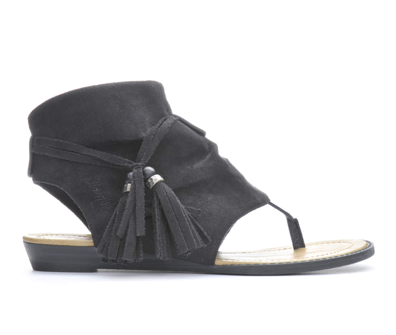 Women's Blowfish Malibu Brueke Sandals (Black)