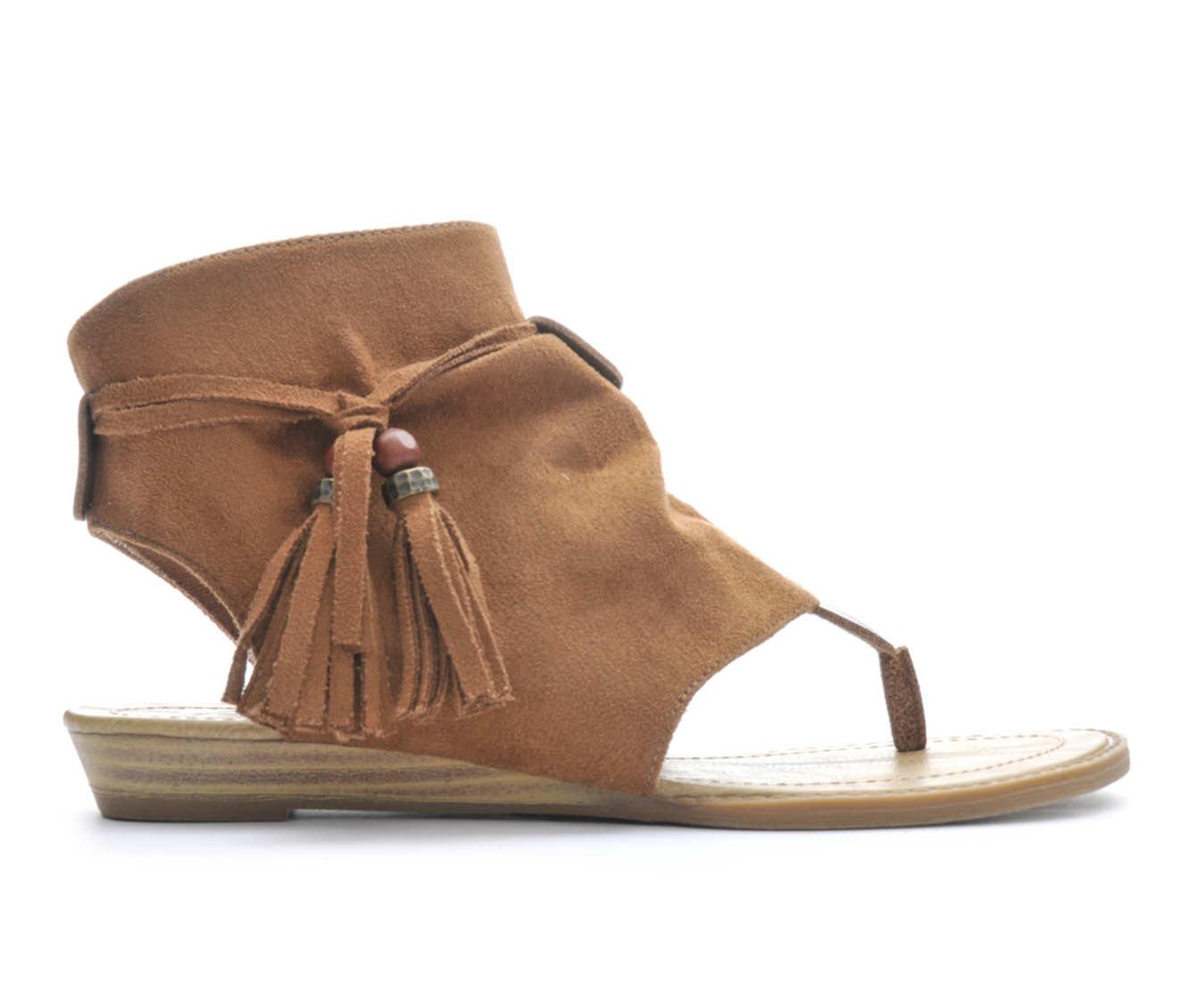 Women's Blowfish Malibu Brueke Sandals (Brown)