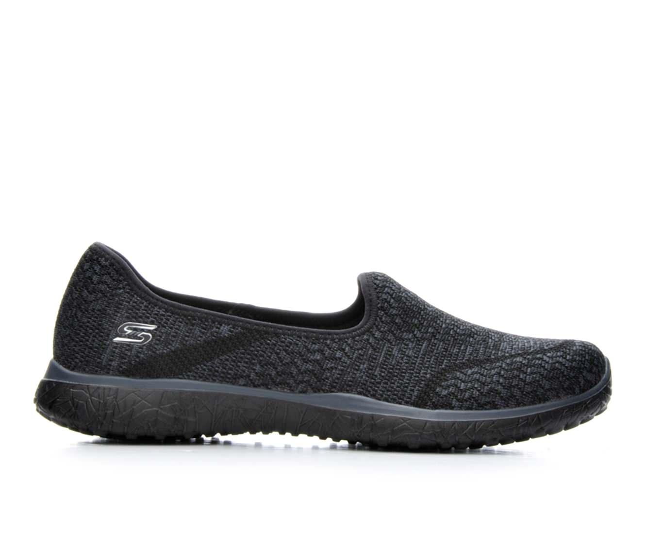 Women's Skechers All Mine 23308 Sport Shoes (Black - Size 7) 1668362