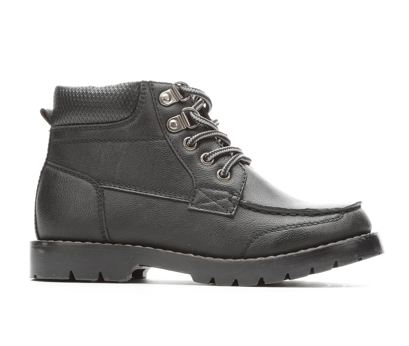 Boys' Perry Ellis Aiden Children's Shoes (Black)
