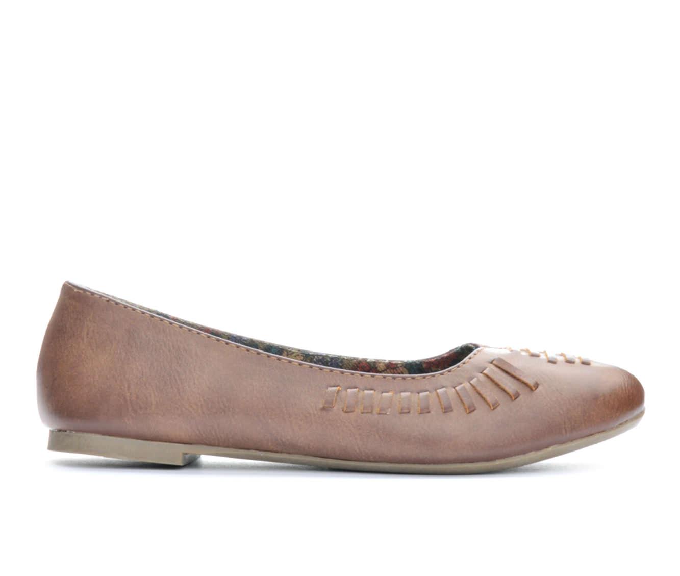 Girls' Makalu Courtney Children's Shoes (Brown)