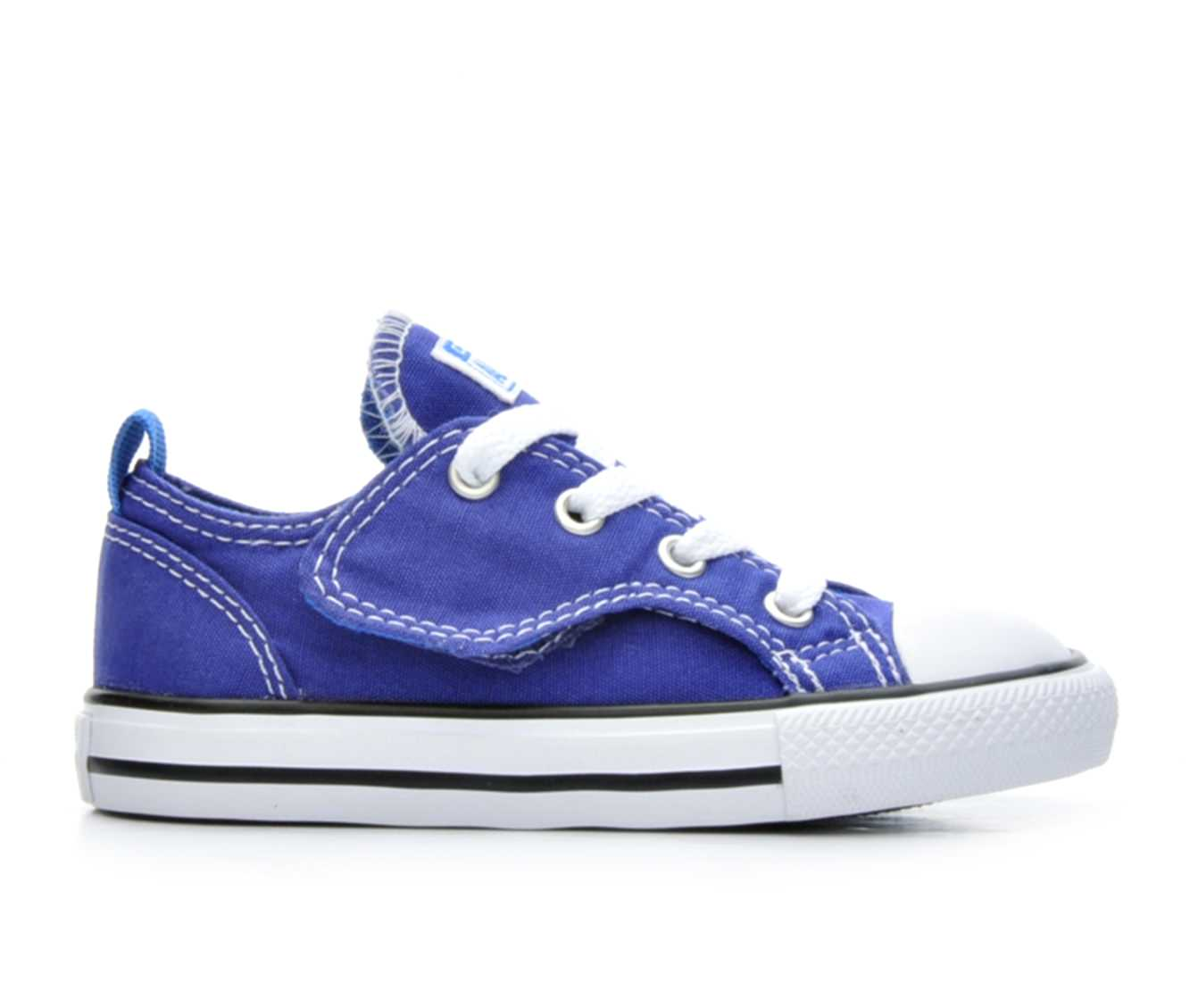Boys' Converse Infant Chuck Taylor Simple Step Ox Sneakers (Blue)