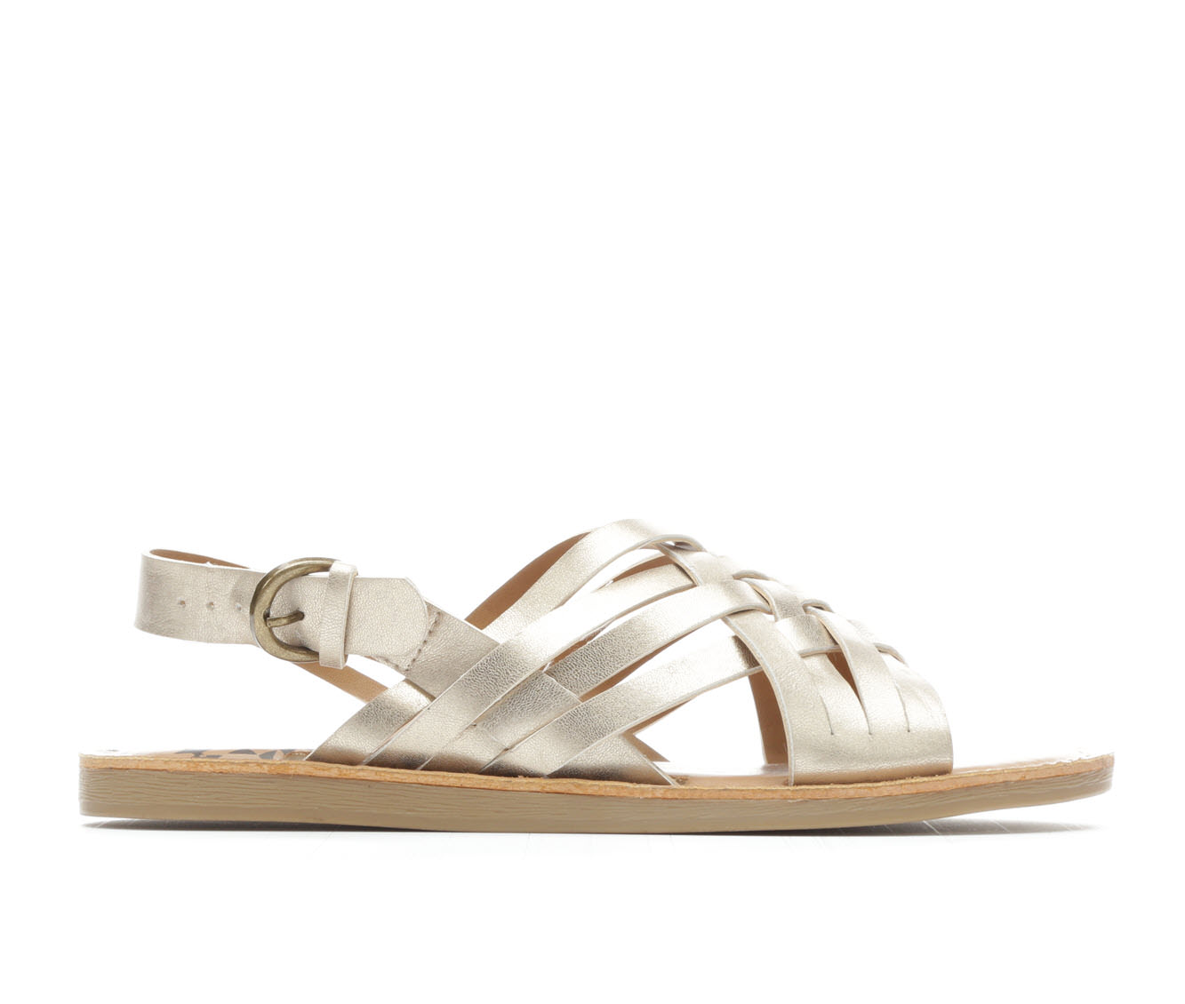 Women's Makalu Nadie Sandals (Gold)
