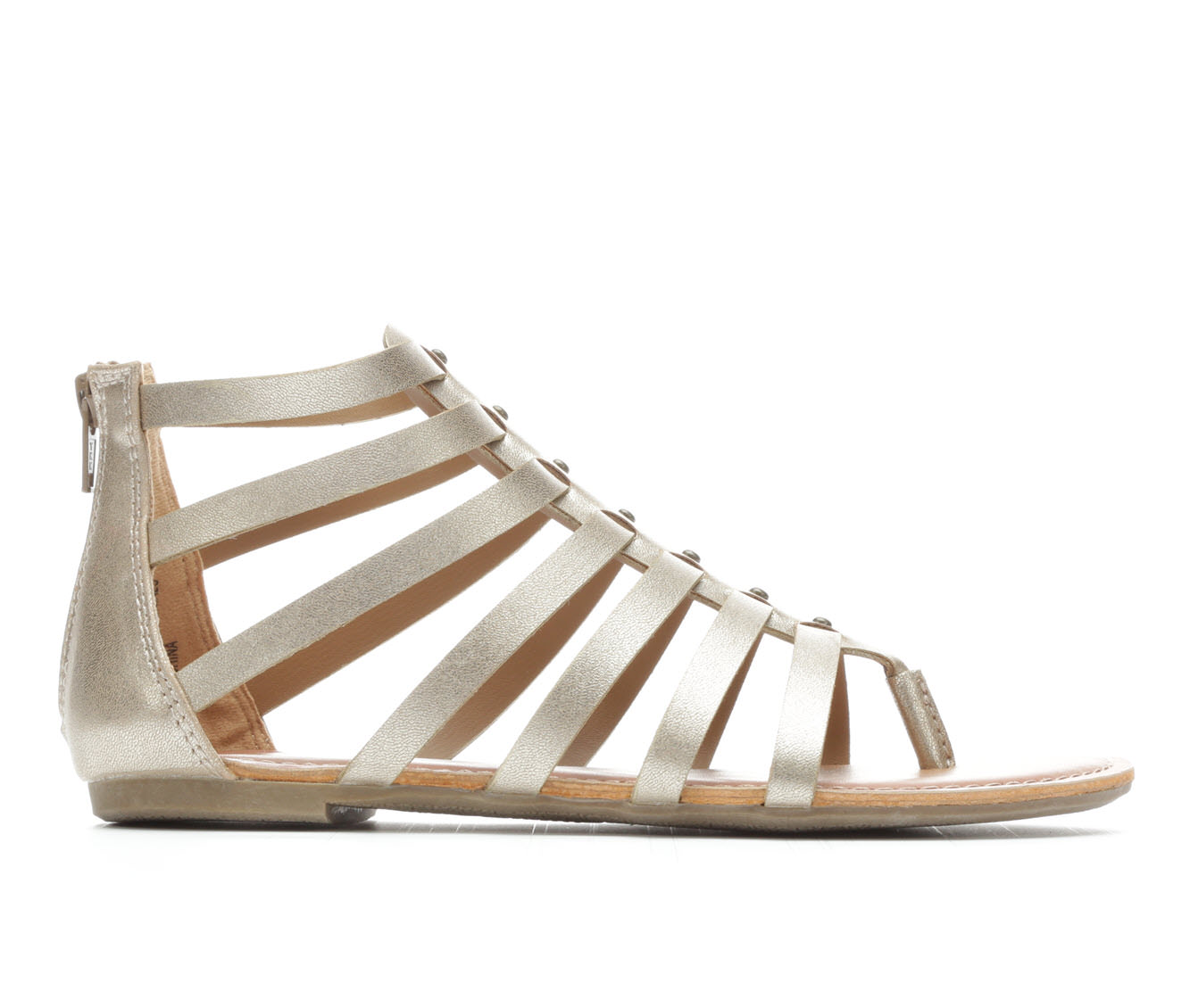 Women's Makalu Mika Sandals (Gold)