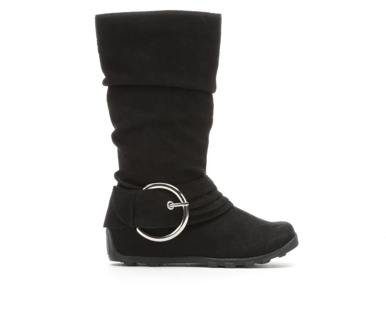 Girls' Baby Girl Dazzy Boots (Black)