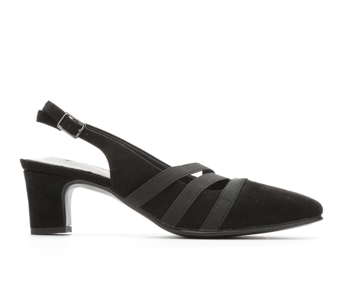 Women's Easy Street Cara Dress Shoes (Black - Size 6) 1678484