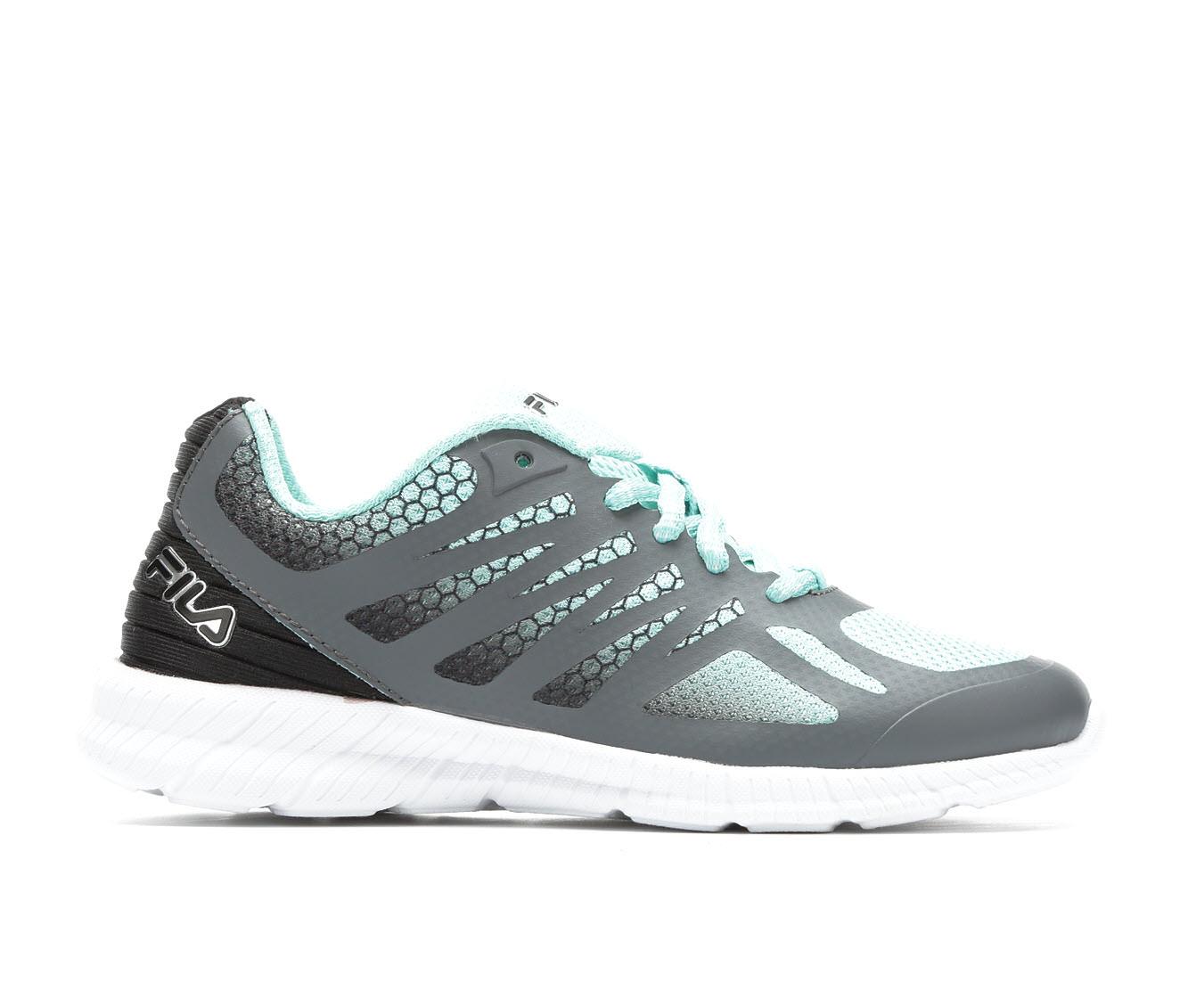Girls' Fila Speedstride Running Shoes (Blue)