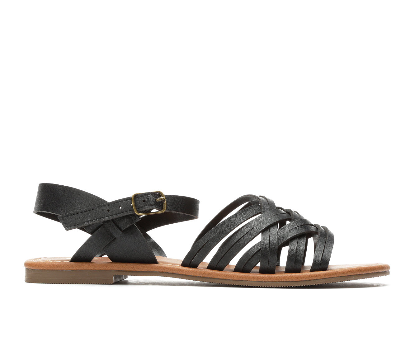 Women's Unr8ed Midway Sandals (Black)