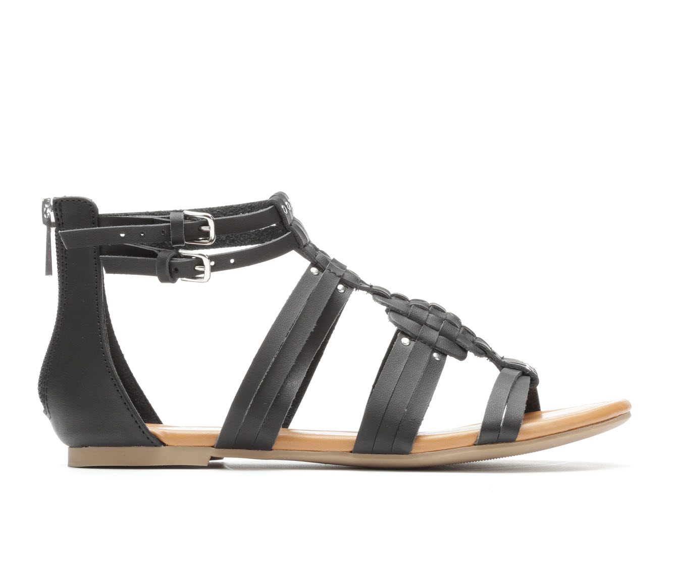 Women's Y-Not Holiday Sandals (Black)