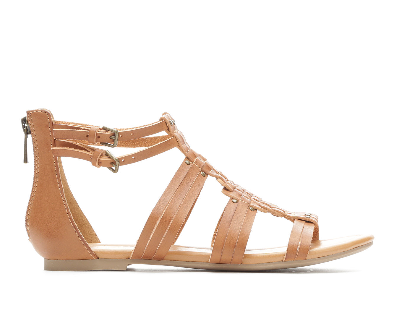 Women's Y-Not Holiday Sandals (Brown)