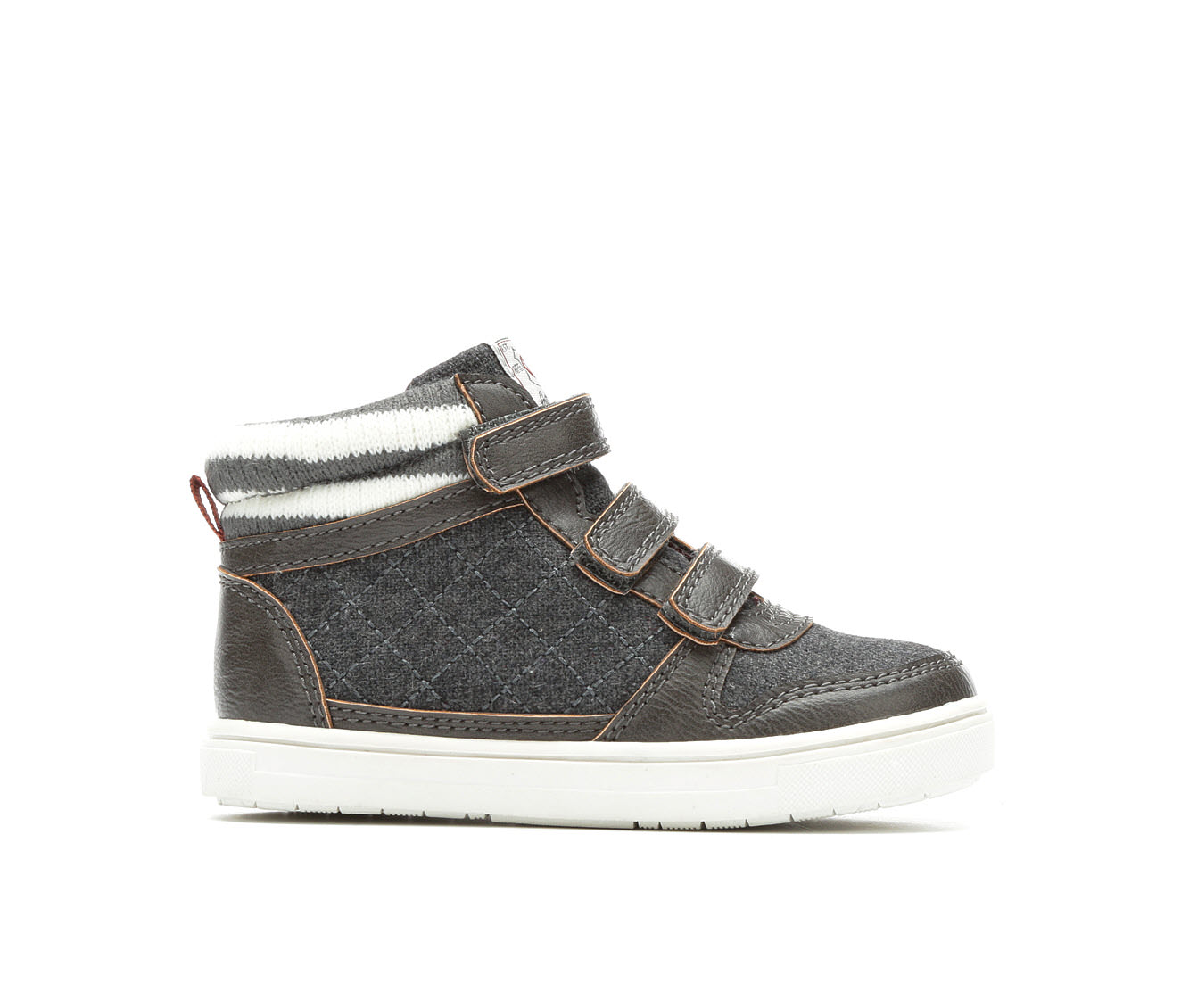 Boys' Carters Infant Terry 2 Sneakers (Grey)