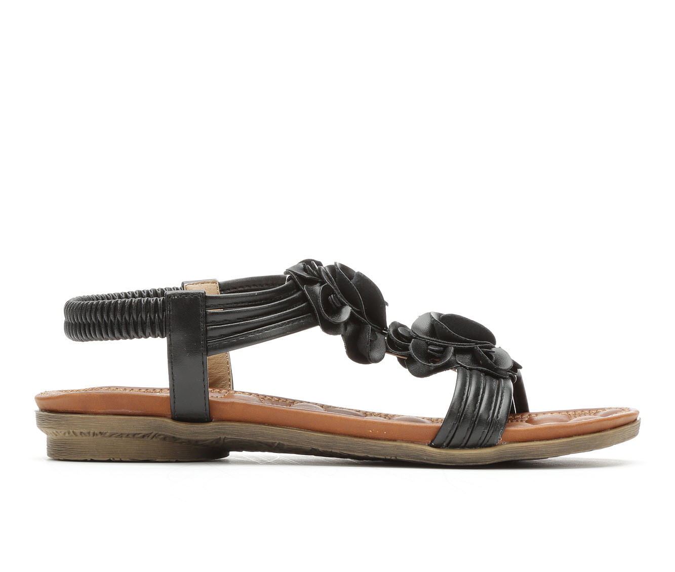 Women's Patrizia Nectarine Sandals (Black)