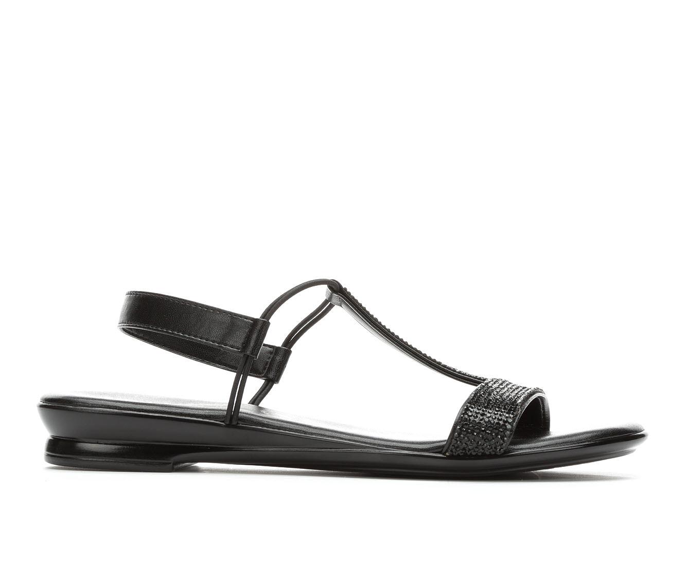 Women's Italian Shoemakers Preserve Sandals (Black)