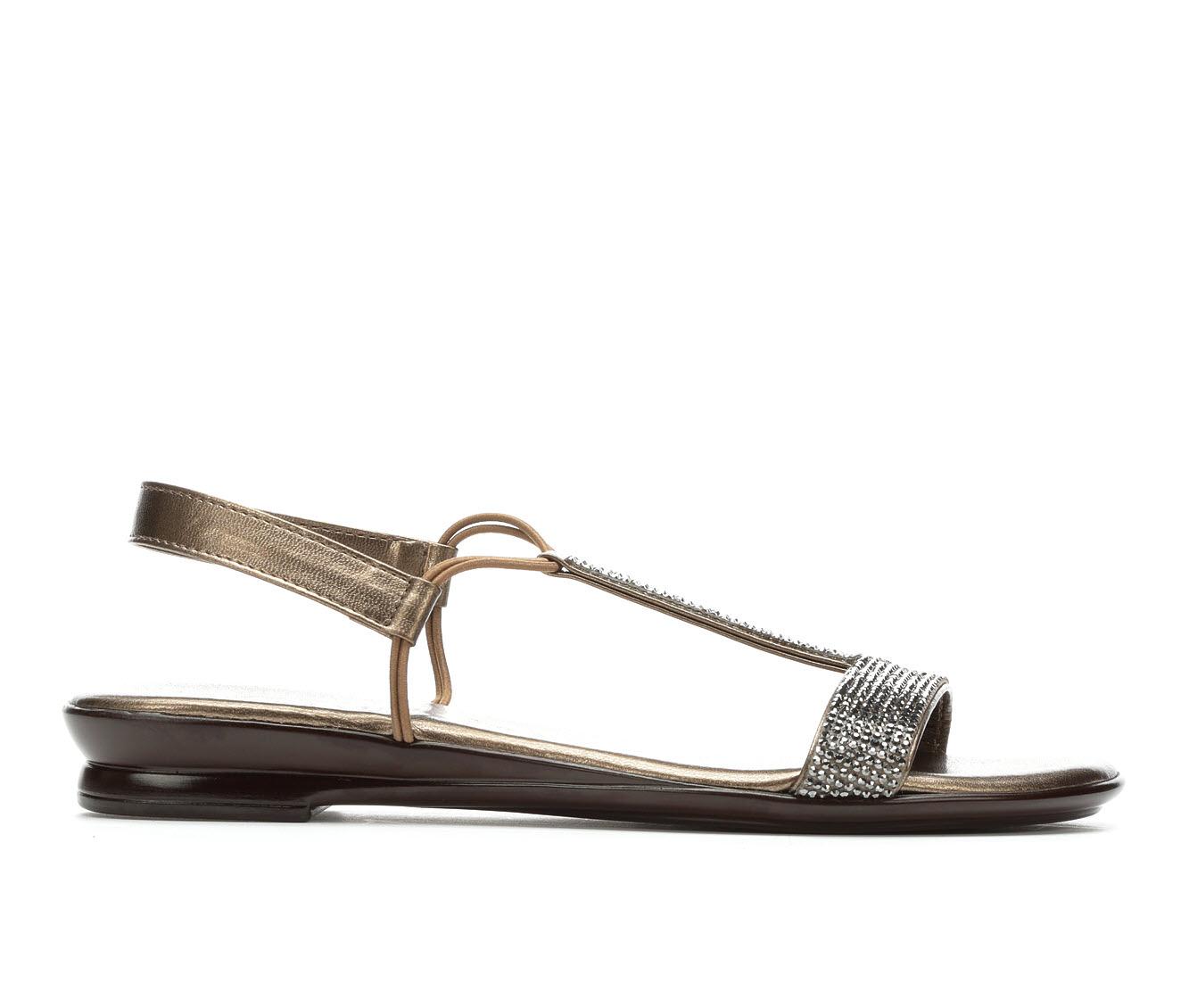 Women's Italian Shoemakers Preserve Sandals (Gold)