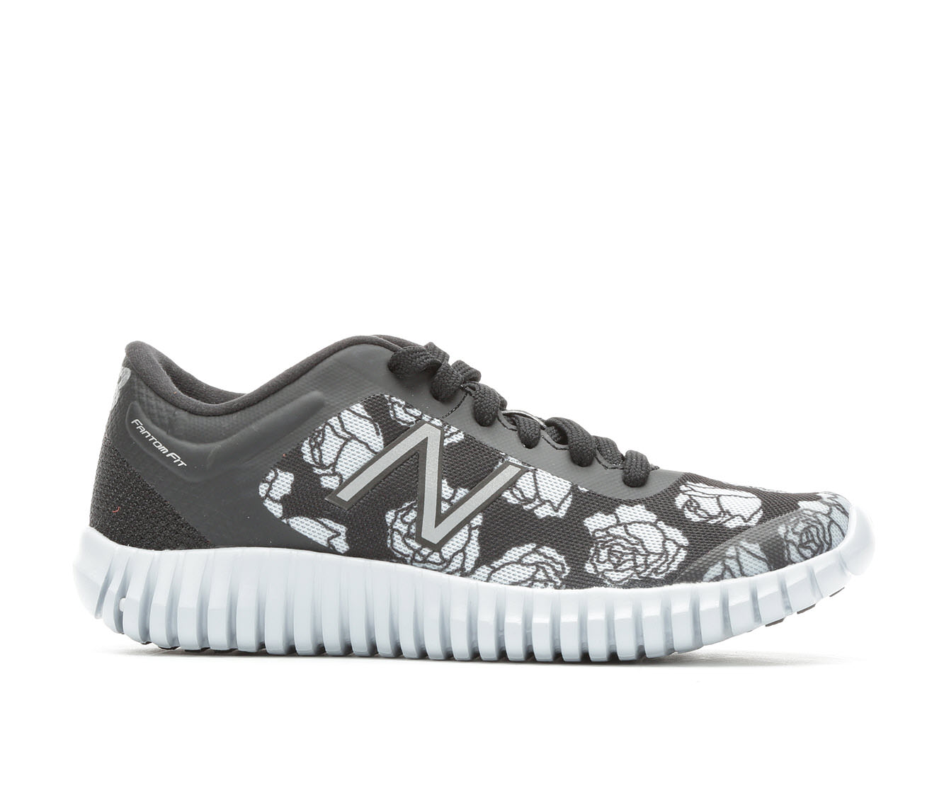 Girls' New Balance KXM99BMY Training Shoe (Black)