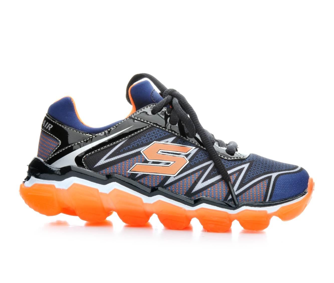 Boys' Skechers Skech Air Turbo Drift Running Shoes (Blue)