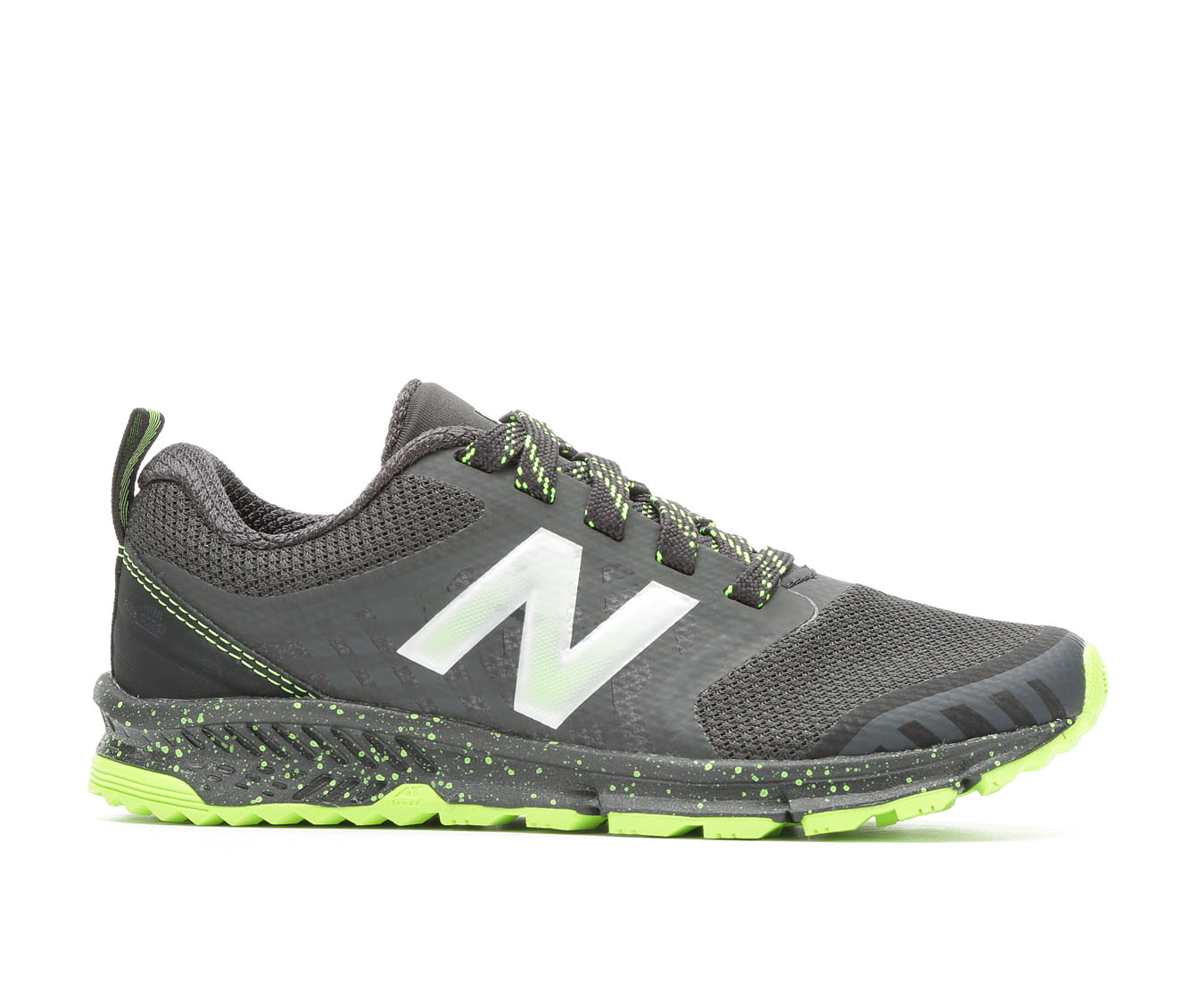 Boys' New Balance Ktntrbay Trail Running Shoes (Grey)