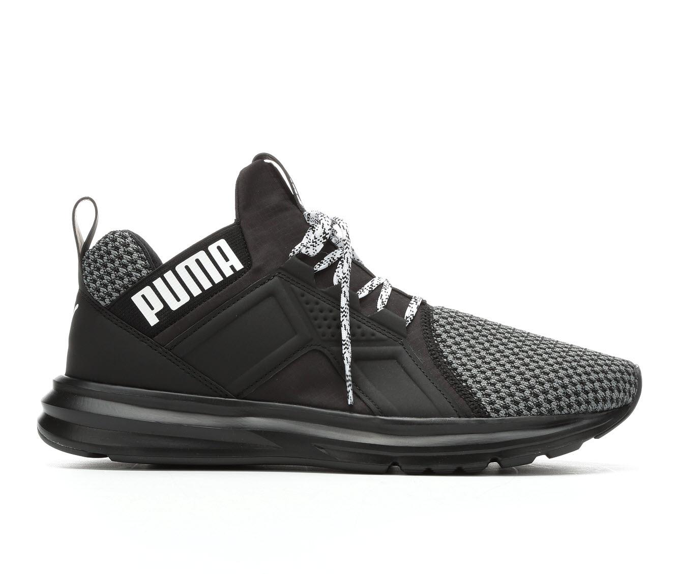 Men's Puma Enzo Terrain Sneakers (Black - Size 12) 1689665