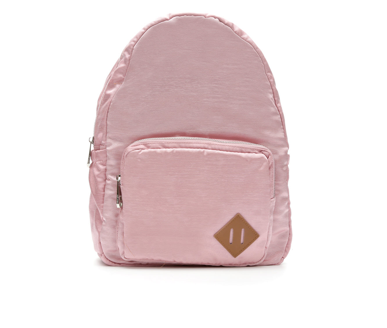 Madden Girl Handbags Sash Backpack (Pink)