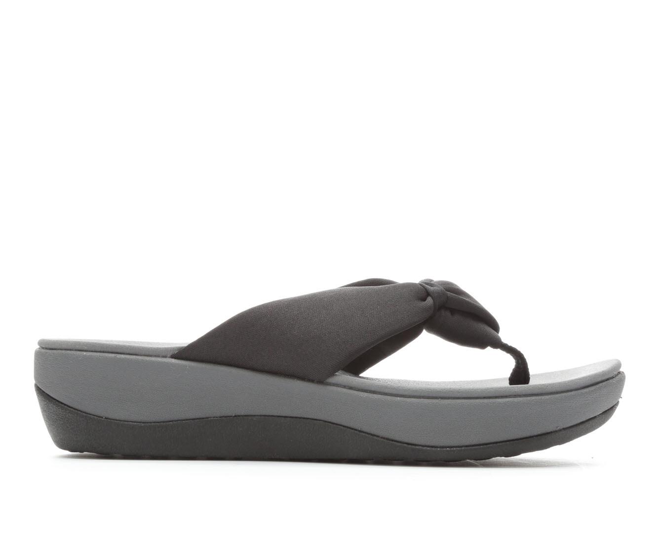 Women's Clarks Arla Glison Sandals (Black)