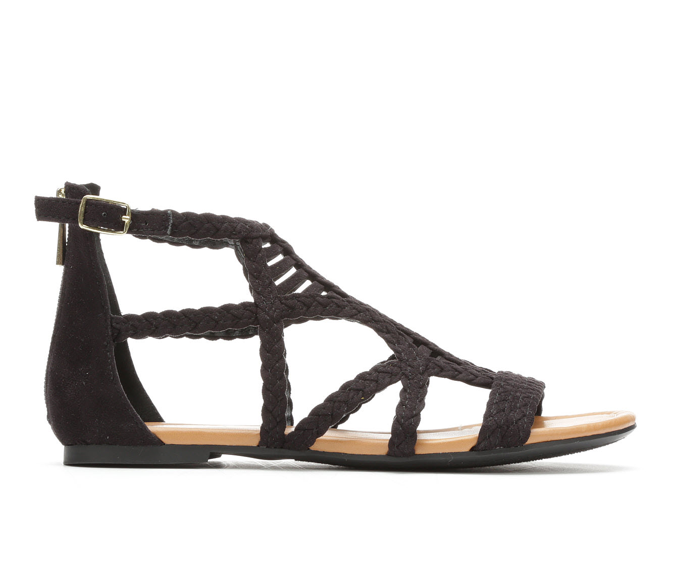Women's Y-Not Sallie Sandals (Black)