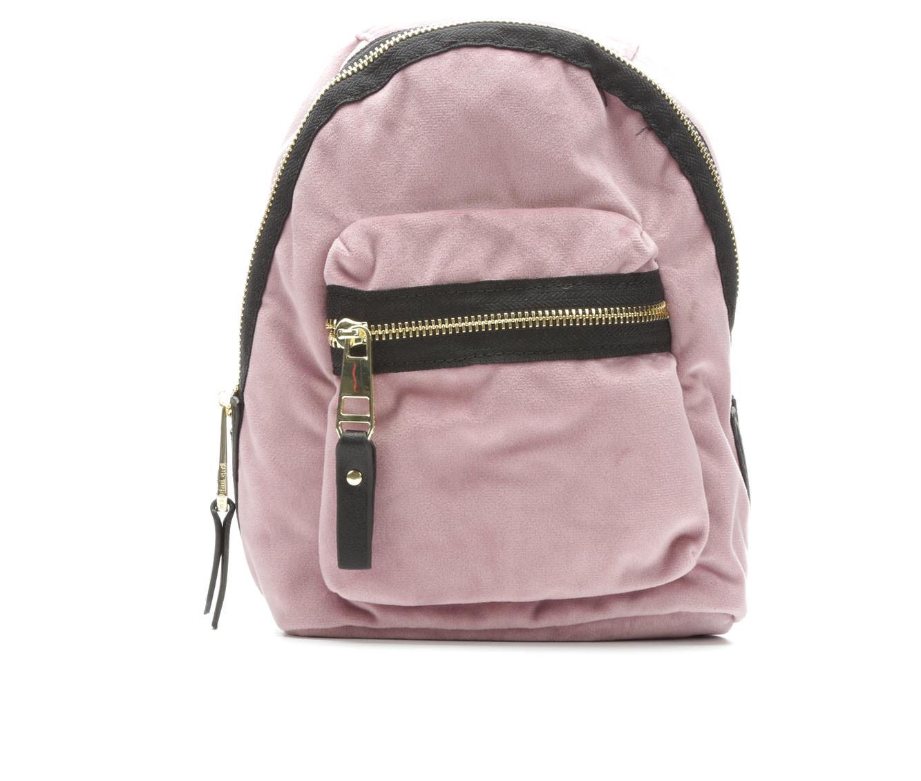 Madden Girl Handbags Blink Backpack (Pink)