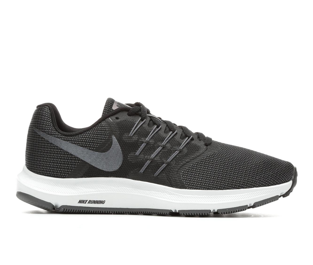Women's Nike Run Swift Running Shoes (Black - Size 12) 1697323
