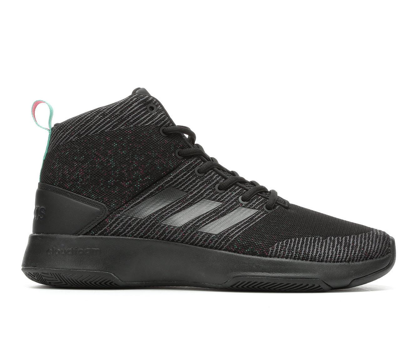 Men's Adidas Cloudfoam Executor Mid Basketball Shoes (Black - Size 11.5) 1698669