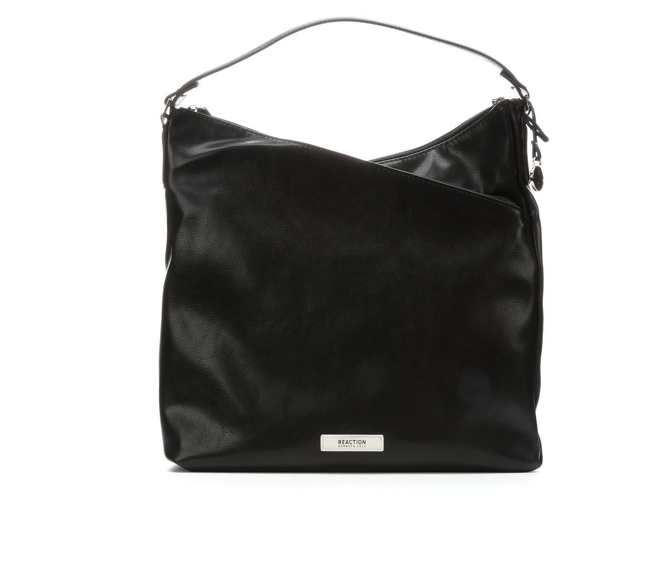 Kenneth Cole Reaction Tribeca Hobo Handbag (Black)