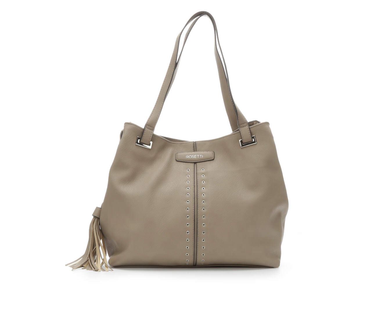 Rosetti Handbags Hunter Hobo Handbag (Beige)
