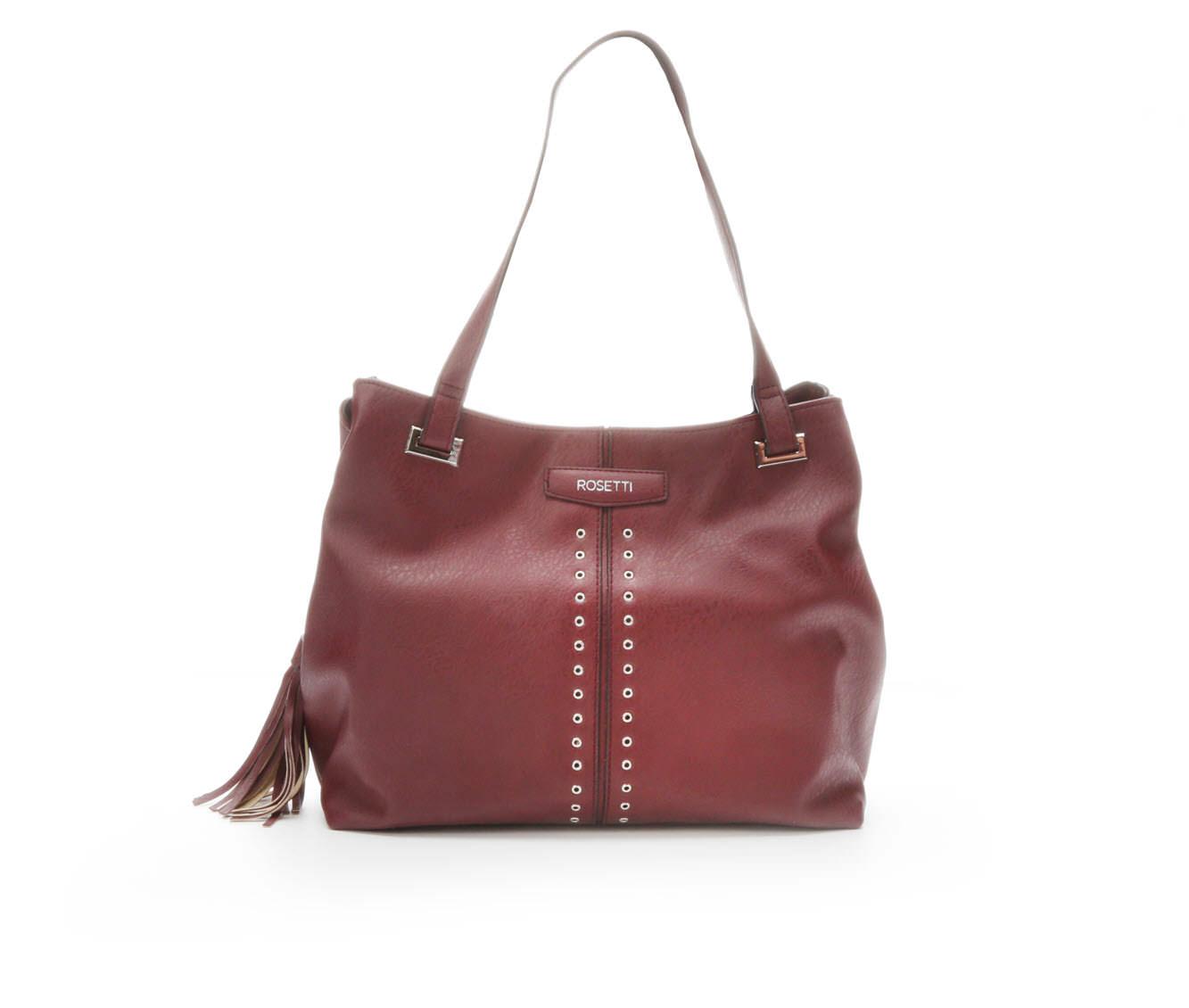 Rosetti Handbags Hunter Hobo Handbag (Red)