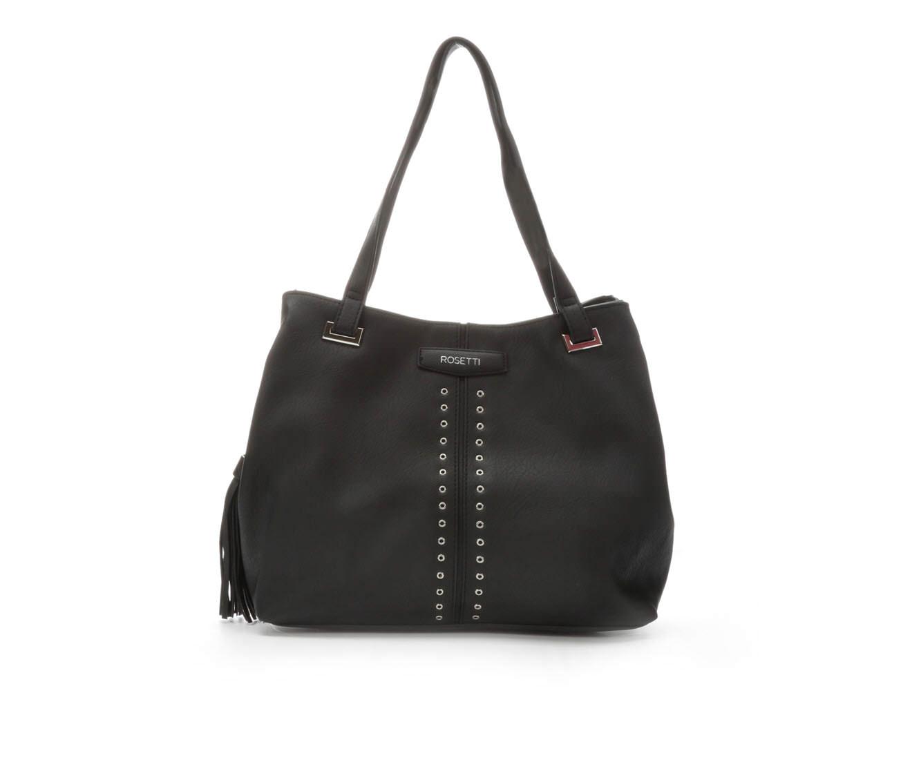 Rosetti Handbags Hunter Hobo Handbag (Black)