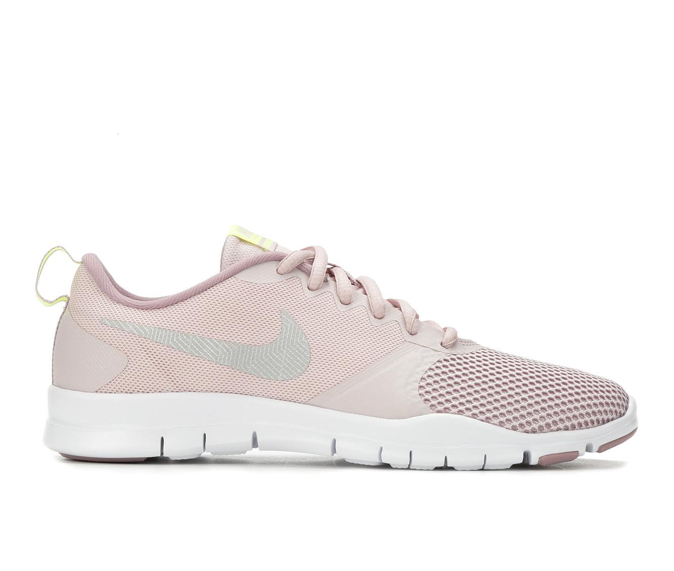 Women's Nike Flex Essential Training Shoe (Pink - Size 7) 1702035
