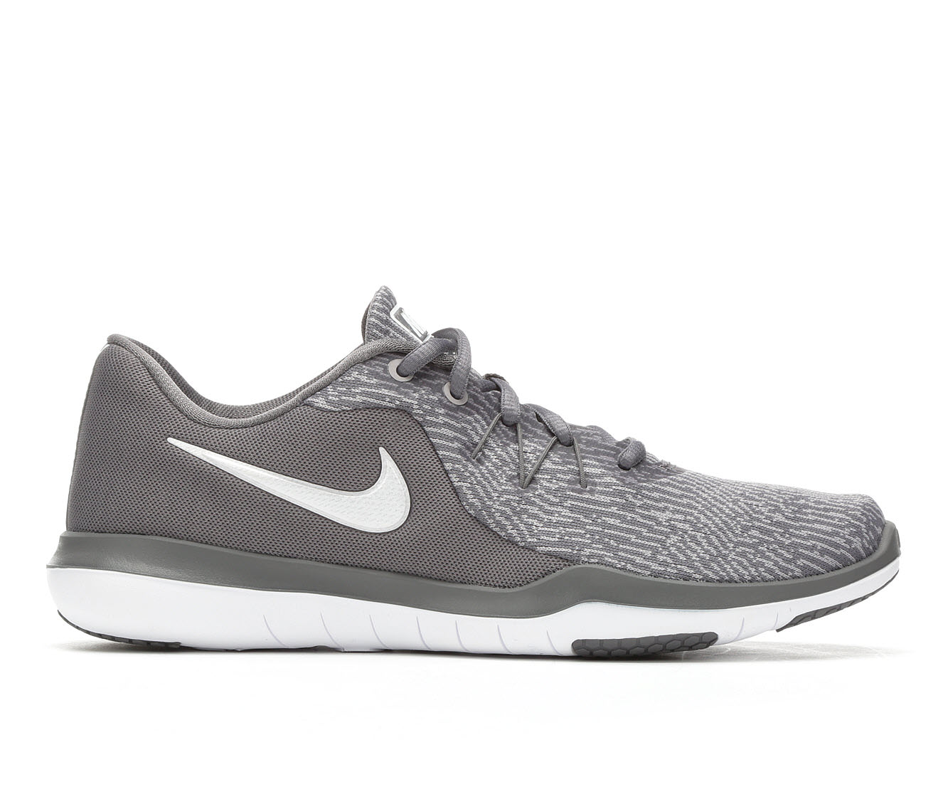 Women's Nike Flex Supreme TR 6 Training Shoe (Grey - Size 11) 1702058