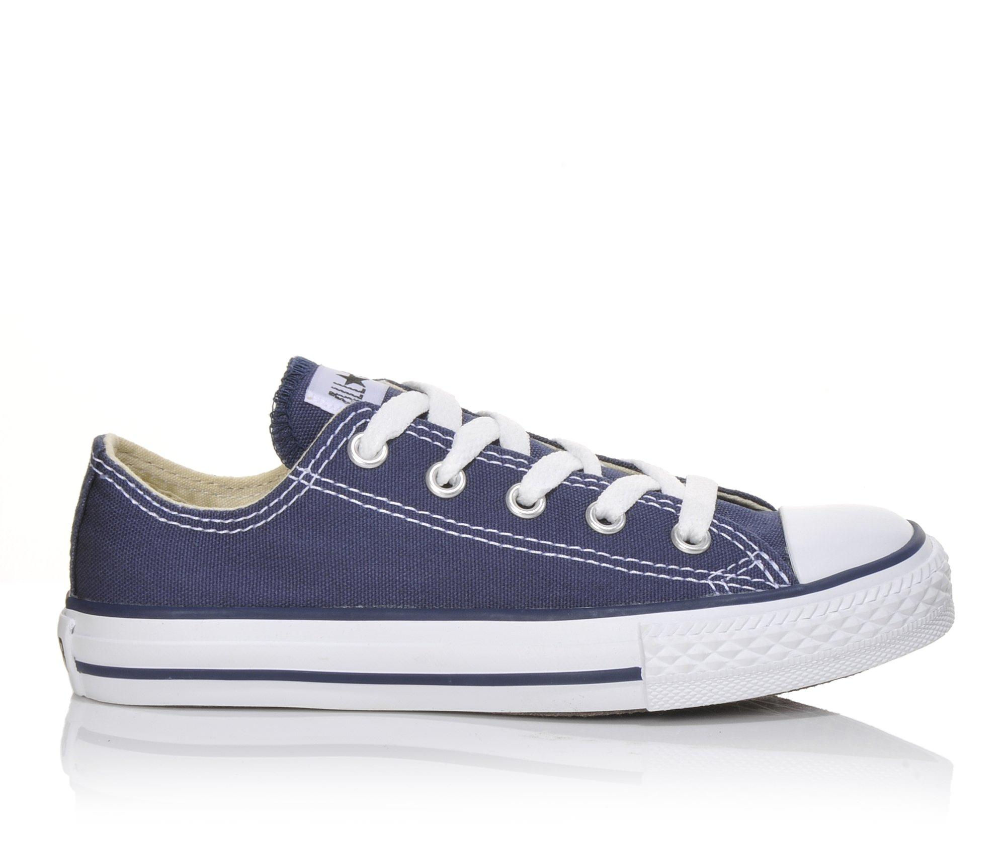 Girls' Converse Chuck Taylor All Star Ox Oxford Shoes (Blue)