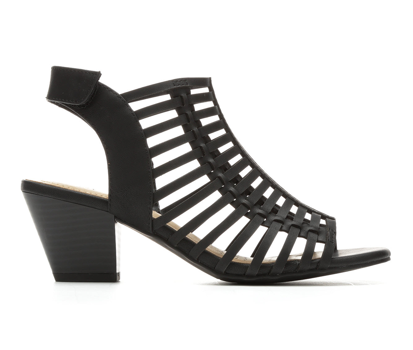 Women's Solanz Annabell Sandals (Black)