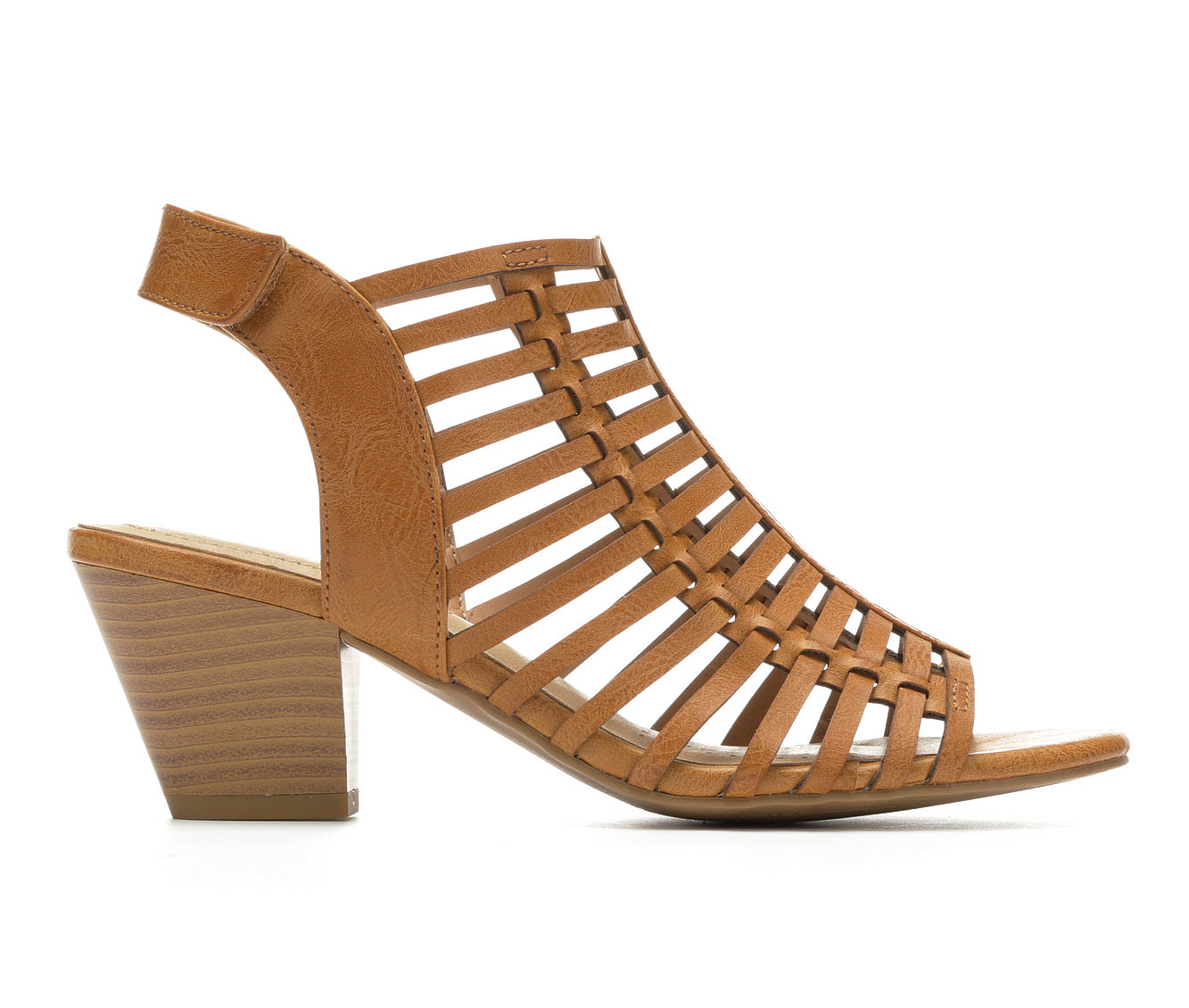 Women's Solanz Annabell Sandals (Brown)