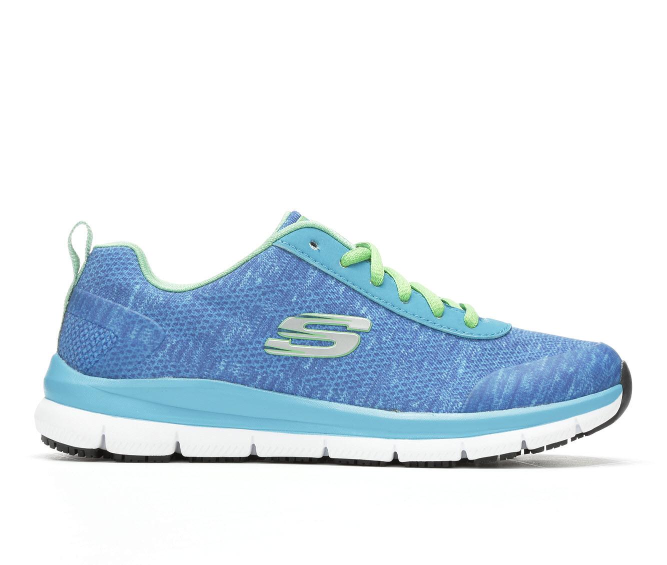 Women's Skechers Work Healthcare Pro 77217 Sneakers (Blue - Size 10) 1713174