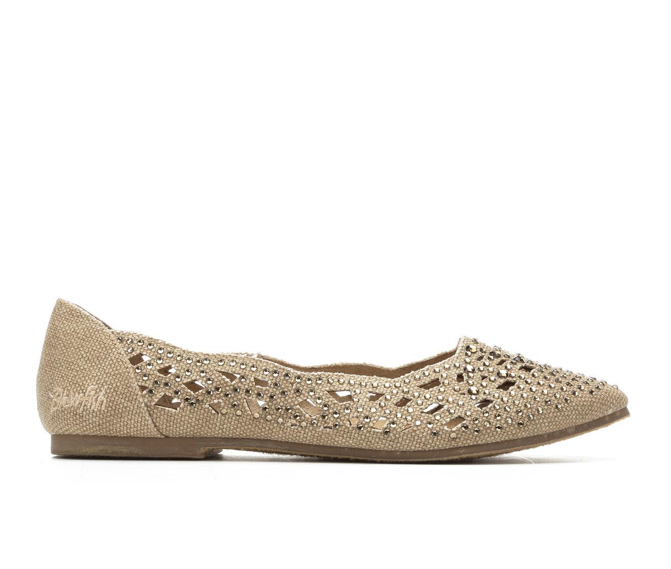 Women's Blowfish Malibu Zooks Casual Shoes (Beige - Size 6) 1715263