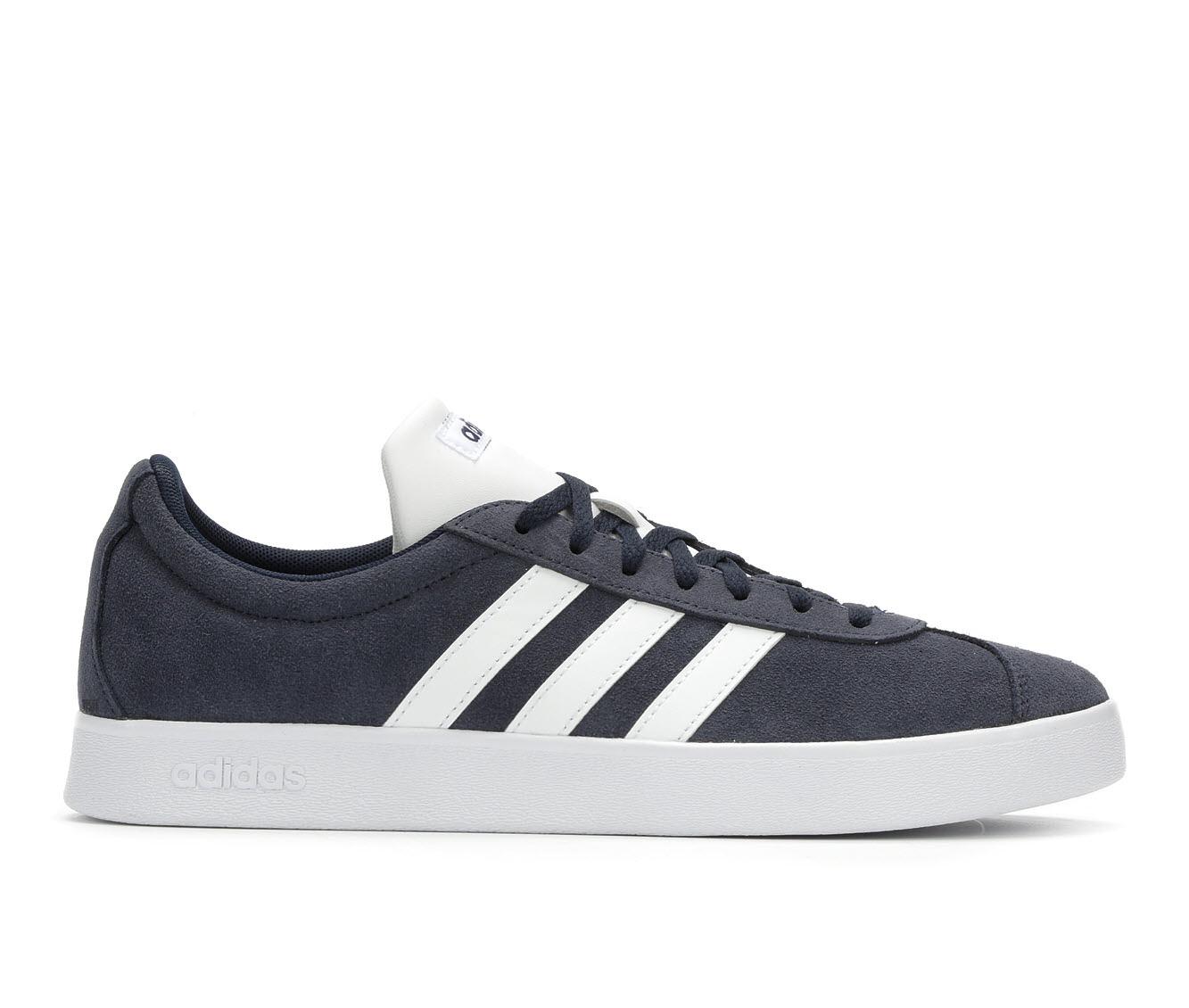 Men's Adidas VL Court 2.0 Sneakers (Blue - Size 7) 1714437