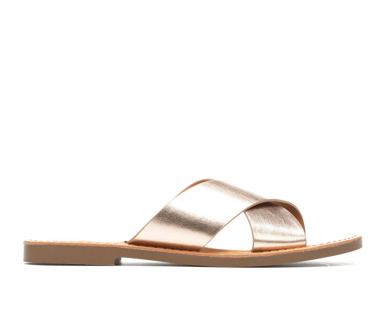 Women's Y-Not Lunacy Sandals (Gold)